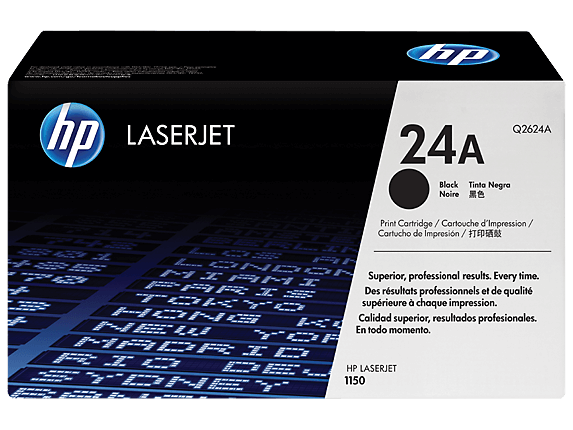 HP 1150 Toner Cartridges High Yield Q2624X