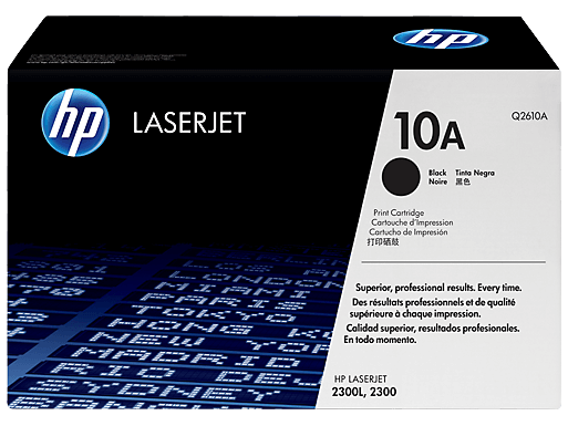 HP 2300 Toner Cartridges Q2610A