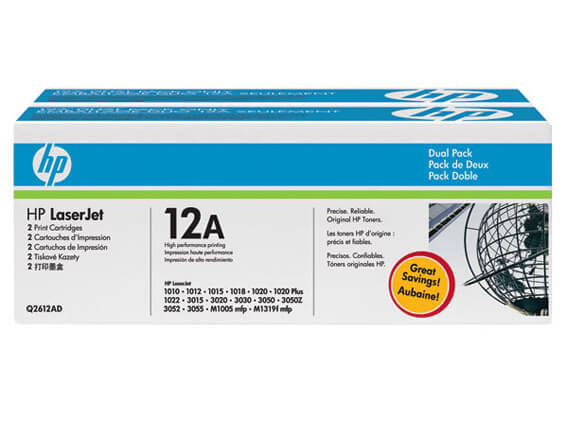 HP 3050/3052/3055 Multifunction Toner Cartridges High Yield