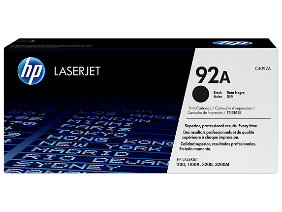 HP 1100, 3200 Fax Toner Cartridges