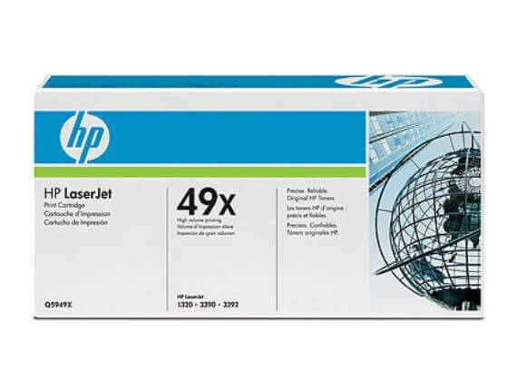 HP 3390 Multifunction Toner Cartridges High Yield