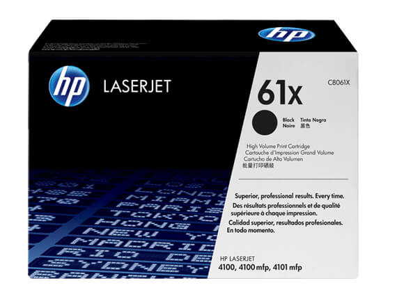 HP 4100 4100 mfp Toner Cartridges