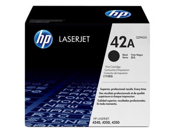 HP 4240 Toner Cartridges Q5942A