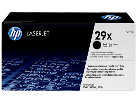HP 5000, 5100 Toner Cartridges