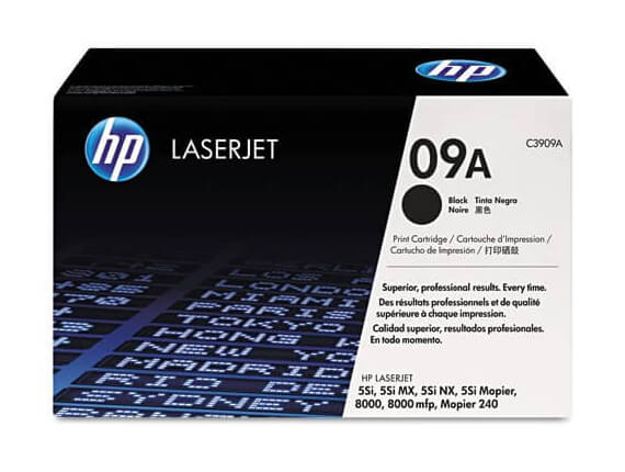 HP 5Si, 5Si MX, 5Si Mopier,  8000 Toner Cartridges