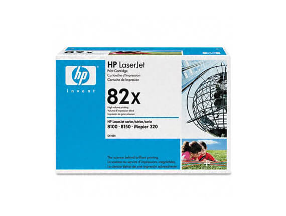 HP 8100, 8150 Toner Cartridges