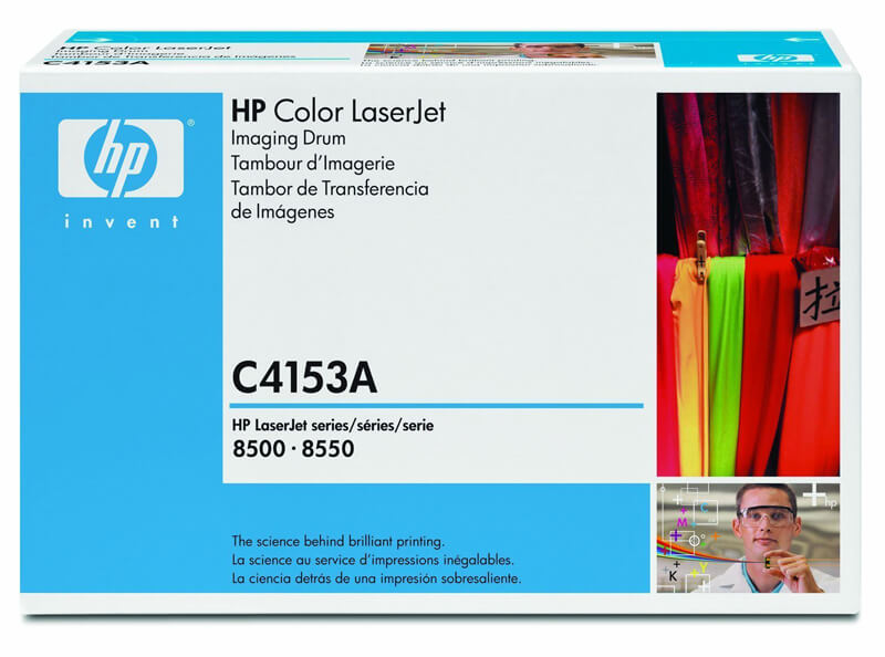 HP 8500, 8550, Color Toner Cartridges / Consumables