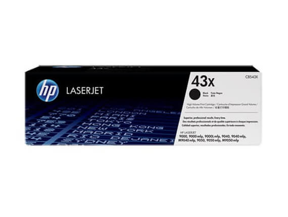 HP 9000/9040/9050 Toner Cartridges C8543X