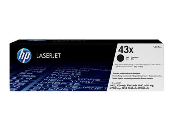 HP 9040/9050mfp Multifunction Toner Cartridges High Yield
