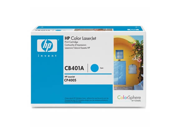 HP CP4005 Color Toner Cartridges, Drum, Transfer Kit, Fuser Kit