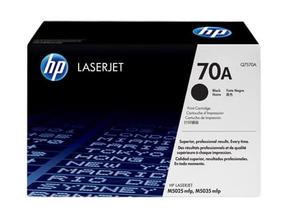 HP m5035mfp Multifunction Toner Cartridges High Yield