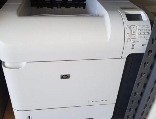 HP Laserjet P4515tn