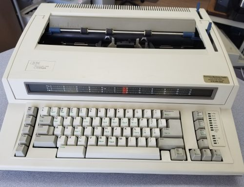 IBM Wheel Writer 1000 by Lexmark